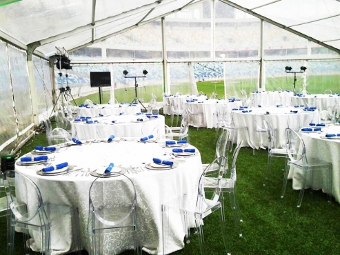 Clear See through Marquee for Hire & Clear See through Marquee for Hire | Junk Mail