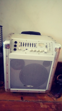 Omega amp