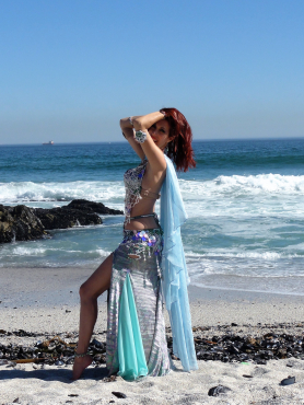 Hire a belly dancer Cape Town