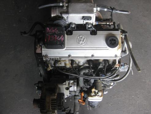 VW 2.0L 8V GOLF ENGINE FOR SALE