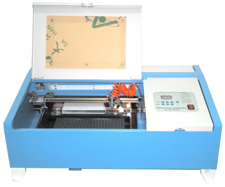 Christmas Special Desktop Laser Engraving and Cutting Machine