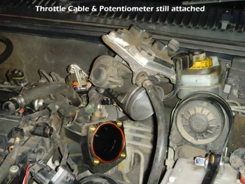 Alfa Romeo 156 cable operated throttle body for sale   R1000  Contact 0764278509 whatsapp 0764278509