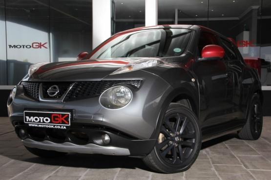 2013 Nissan Juke 16t Tekna Midnight Edition For Sale R 219 900