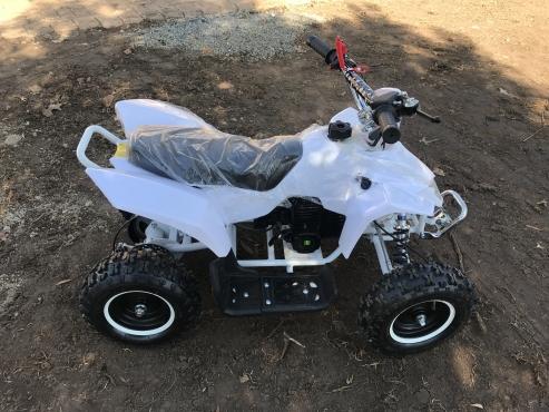 New 49cc kids petrol quad bikes for sale  low noise