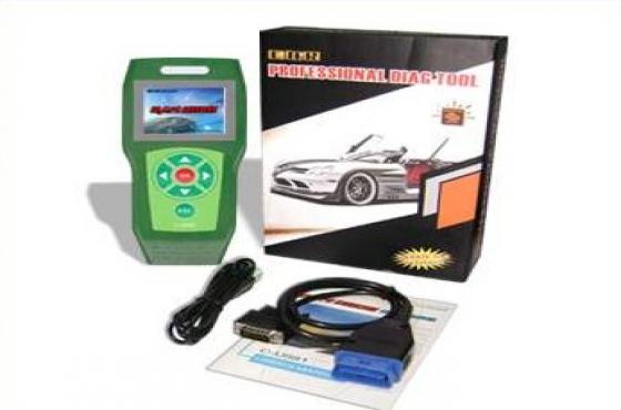 OBD2 car diagnostic computer software scan tool CU581