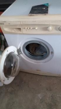 Defy Front Load washing Machine