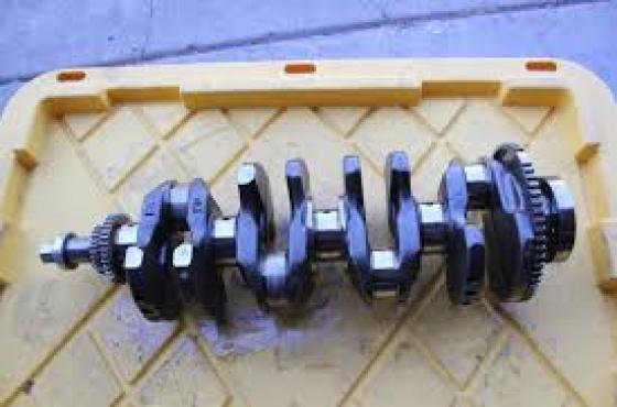 Chrysler neon 2.0 Standard Crakshaft for sale  Crankshaft is standard no scratches  R1500  Contact 0