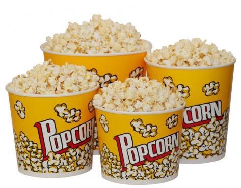 Electric Popcorn machine  NEW R1895