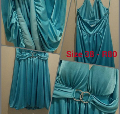 Dresses for sale.