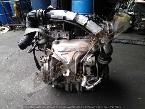 FORD FIESTA -JTJA 1.6L Turbo EFI 16V Eco Boost Engine