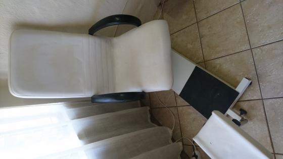 Pedi chair
