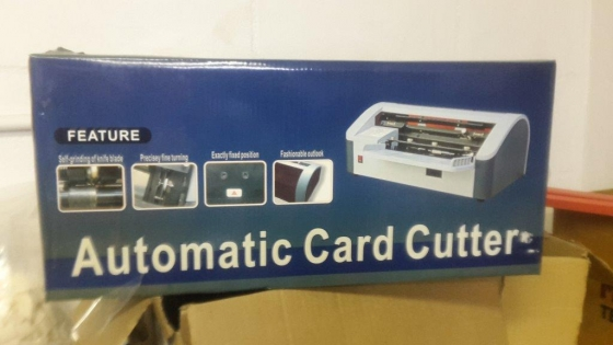 New electric business card cutter heavy duty a4 quality machine new new electric business card cutter heavy duty a4 quality machine new cuts up to 350gms colourmoves
