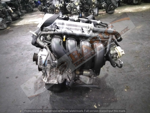 TOYOTA -1ZZ 1.8L VVTI Engine