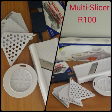 Multi-Slicer for sale.