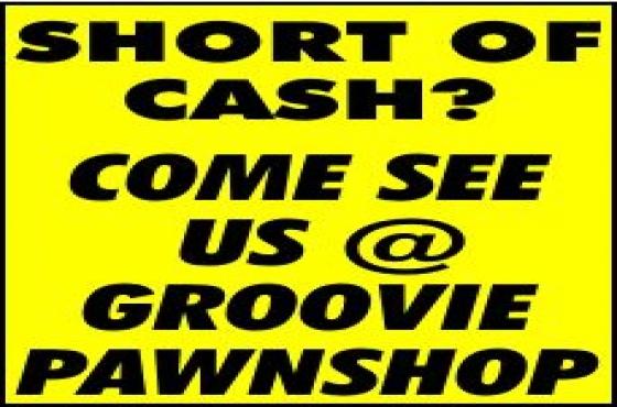 Groovie Pawn Shop