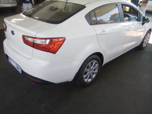 2013 Kia Rio Selling At An Affordable Price Of 130000