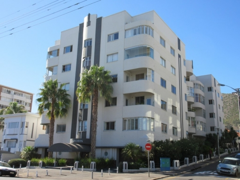 Two Bedroom Art Deco Apartment for Sale in Fresnaye Cape Town