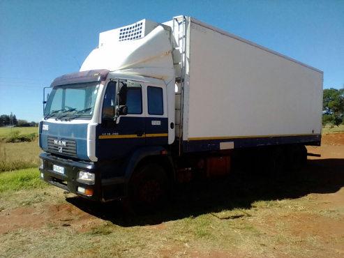 2005 M A N Truck for sale