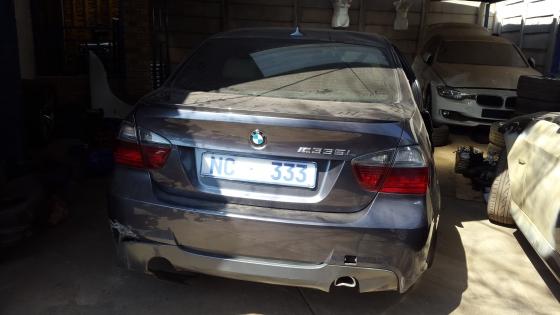 BMW E90 320i 2007 St