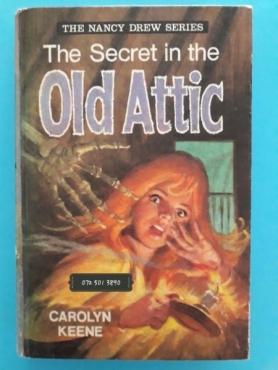 The Secret In The Old Attic - Carolyn Keene - The Nancy Drew Series #24.