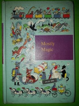 Mostly Magic - Through Golden Windows - Children's Book.