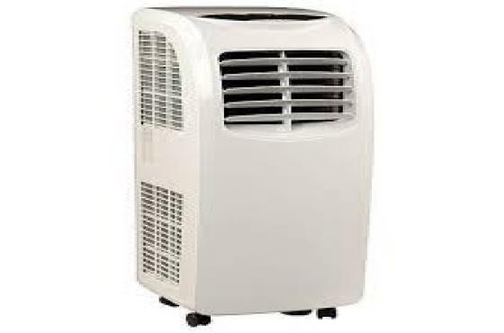 NEW/ Makro demo Logic 10000 BTU Portable Air Conditioner