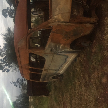 Toyota Quantum stripping for parts