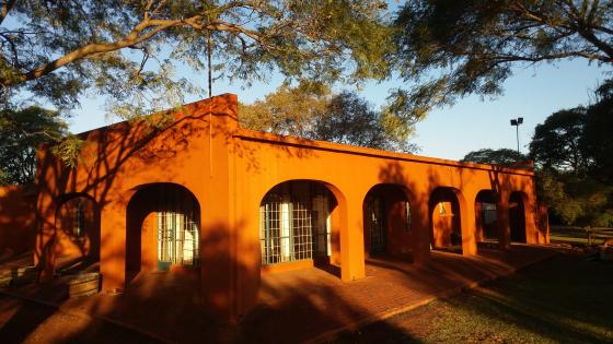 Bushveld home on secure plot near Rayton
