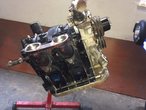 13B Rotary Peripheral Port race engine | Junk Mail