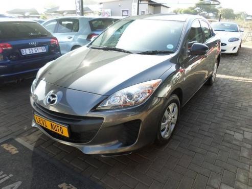 2013 Mazda 3 1.6 Original