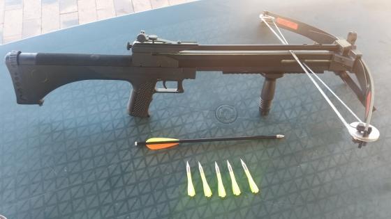 Stalker Tactical Compound Crossbow