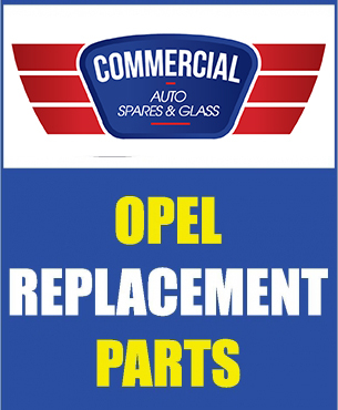 Opel Mechanical Spares, Body Spares and Glass