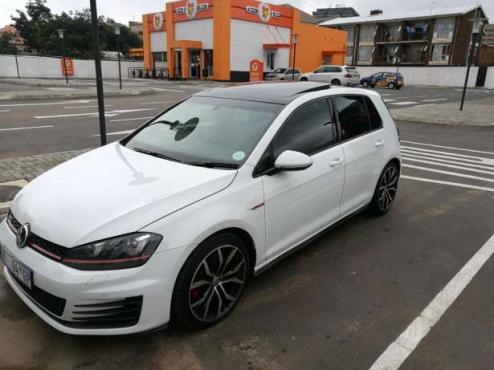 Volk Wagon Volkswagen Golf 7 Gti