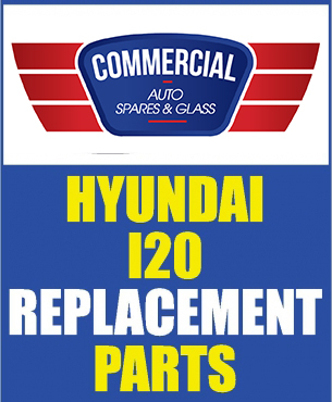 I20 Mechanical Spares and Body Parts AND Glass