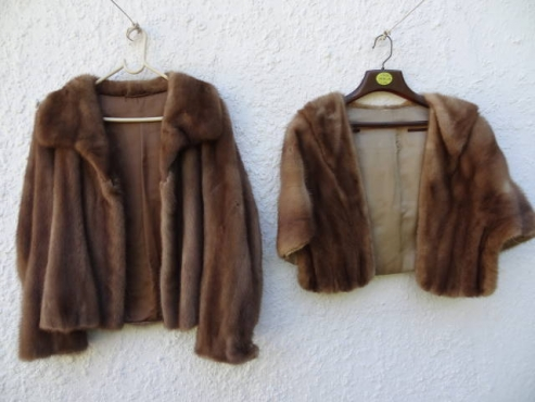 Mink Jacket and stole -- Ladies