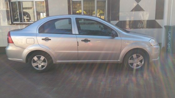 2011 Chevrolet Aveo Sedan Very Good Condition With 48000KM Clocked