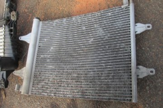 2013 Volkswagen Polo Vivo Aircon Condenser For Sale