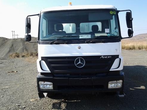 Mercedes Benz Axor 2628 Mixer Truck Truck