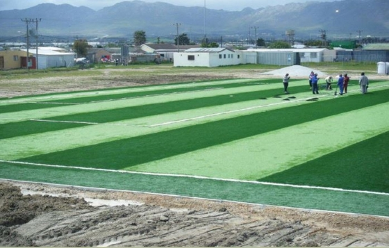 MULTI-SPORT FIELDS ARTIFICIAL GRASS - ASTRO TURF - SYNTETIC TURF