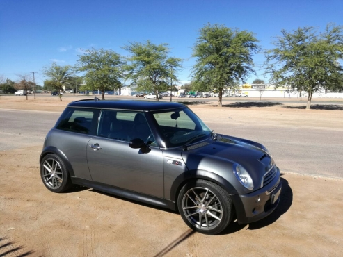 mini cooper s hatch r53 1.6 supercharged   junk mail