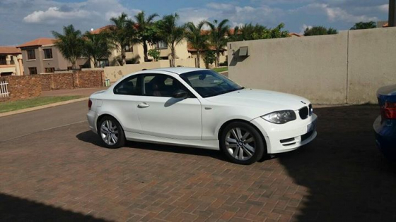 bmw 120d coupe johannesburg in bmw in south africa junk mail. Black Bedroom Furniture Sets. Home Design Ideas