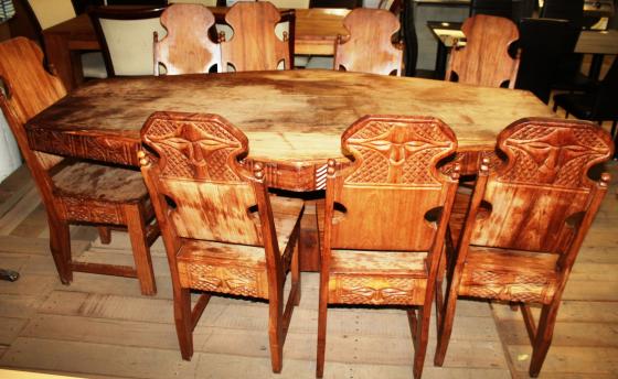 9 Piece Dinning Room