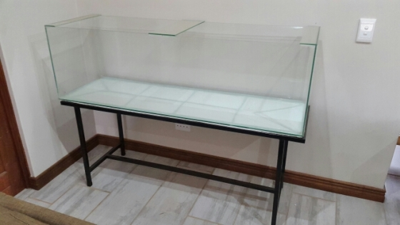 Brand new 5 Foot Tank with stand