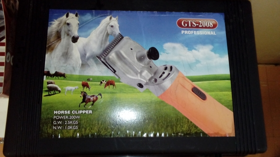horse clipper for sale