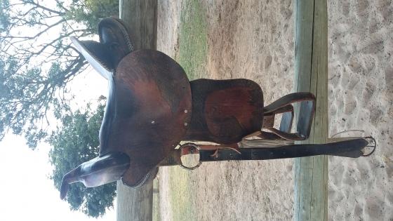 Cowboy saal