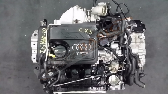 AUDI -CXS 1.4L TFSI Engine -GOLF 6