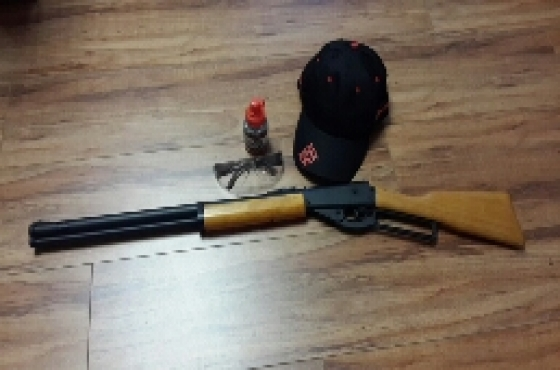 Crosman Cowboy Lever action BB Air Rifle