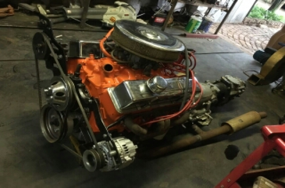 Chevy V8 In Car Spares And Parts In South Africa Junk Mail