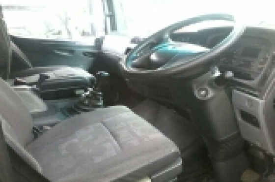 2006 Mercedes Benz Atego 6 Ton 1017