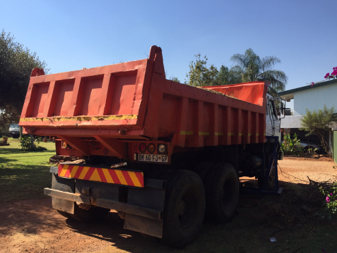 Nissan UD CW40 Series 10m Tipper Truck for sale